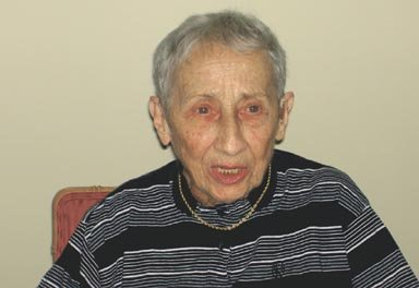 "Margaret ""Bunny"" Ursin celebrated her 100th birthday on Jan. 1."