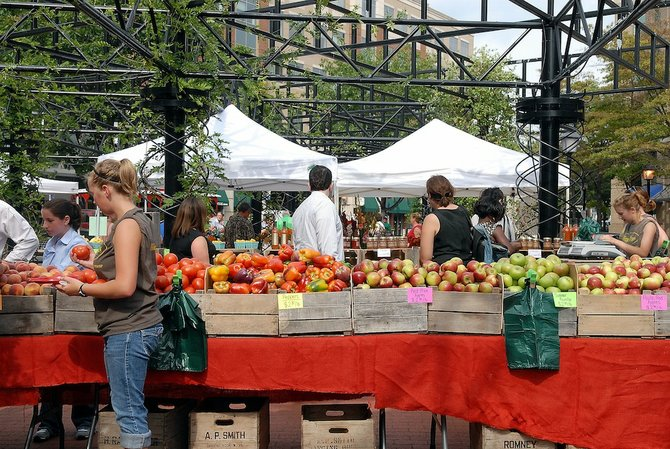 Organziers of the Upper King Street Farmers Market say they could not guarantee a full season to the vendors because of new insurance requirments from the city government.