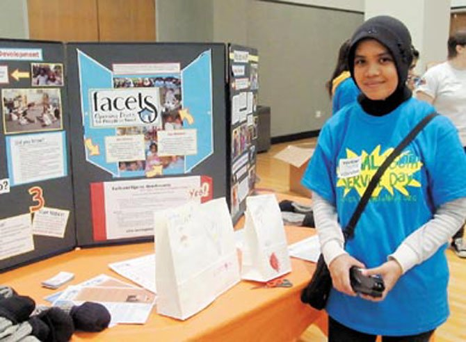"""Whoever you are, or wherever you come from, you can share your time and do small things that make a big difference to other people. I think that's the message of this day.""