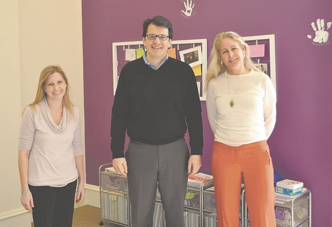 Hillary Schulman, Javier Arguello and Maedi Carney host free financial planning workshops to help families with special needs.