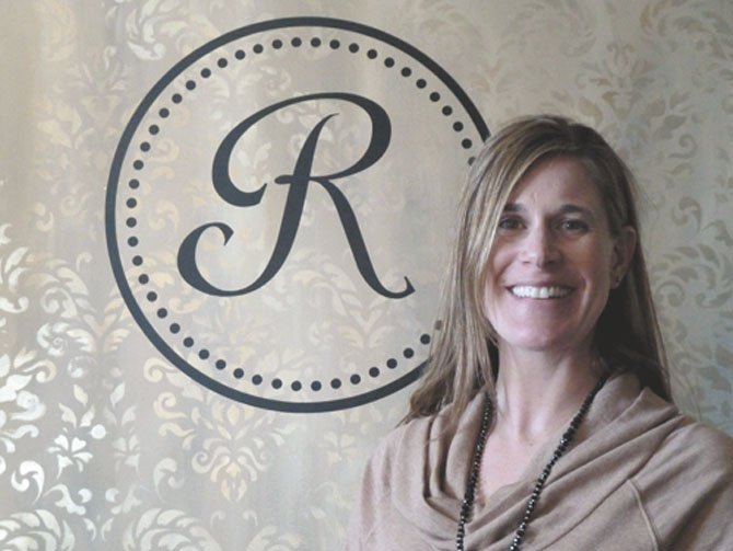 Potomac native Jennifer Kaye plans events at the Rockville Town VISARTS Center rooftop.