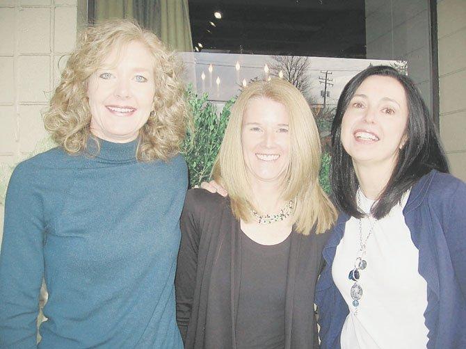 Gwenn Rosener, Sheila Murphy and Ellen Grealish are the force behind Flexforce Professionals, LLC.