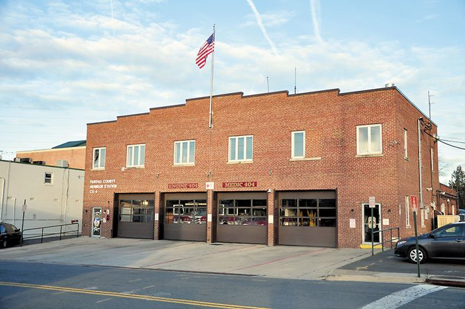 The Herndon Fire Station will be replaced by 2015 with a bigger facility that will allow the firefighters to house more units and equipment. The station's central location makes it necessary to build the new station on the same lot.