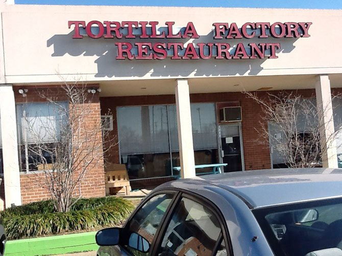 Tortilla Factory's Sonora cuisine and margaritas are legendary in the town.