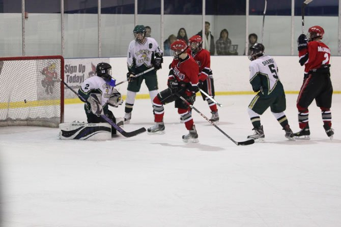 Over the years, the McLean and Langley squads have squared off in Northern Virginia Scholastic Hockey League action. Two weeks ago, the two teams met in a postseason game with Langley prevailing.