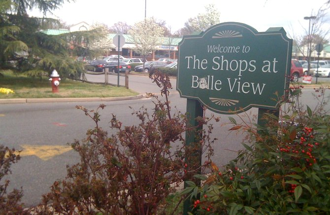 Restaurants at the Belle View Shopping Center could get hit with a new tax on meals.
