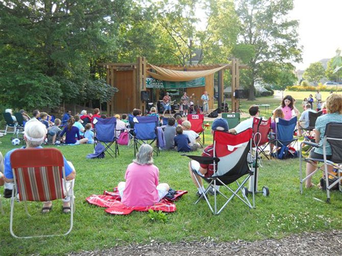 Free concerts on the Town Green kick off on May 11 and tots to seniors enjoy the music on balmy nights. Bring a blanket or chairs. The ambiance is Norman Rockwell-ish and picnics only enhance the experience.
