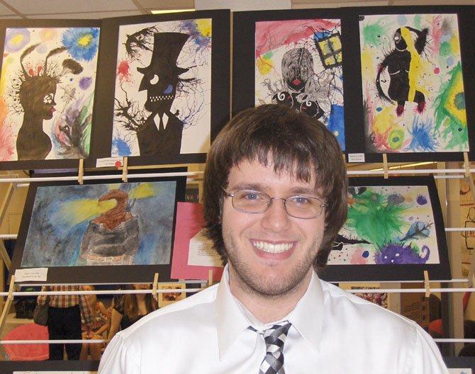 Zack Shaver, Fairfax senior.