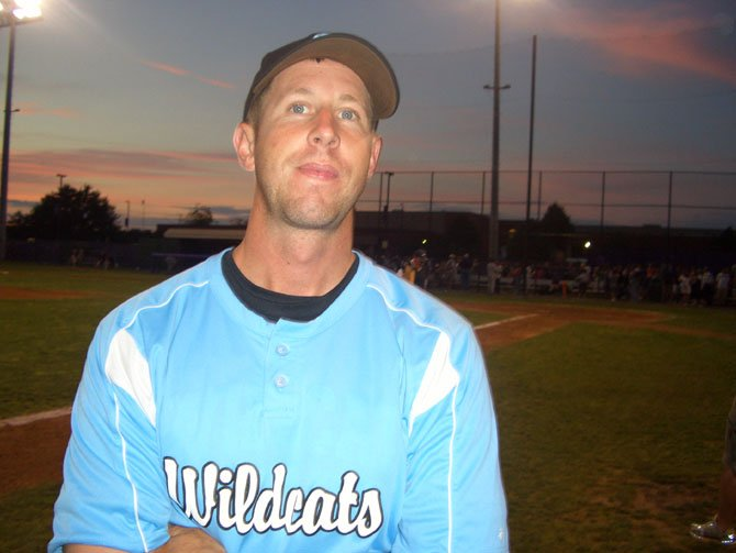 Morgan Spencer, the Centreville High baseball team's head coach, has an experienced roster that includes eight returning starters.