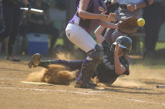 South County softball will next play at home on Tuesday, April 24 when it meets Patriot District opponent Annandale High.