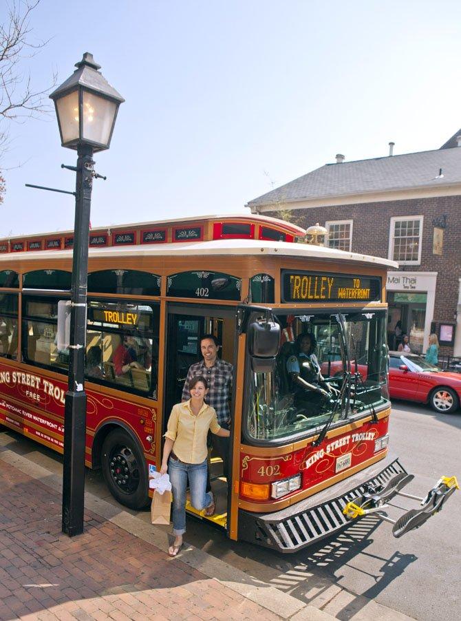 Alexandria Trolley