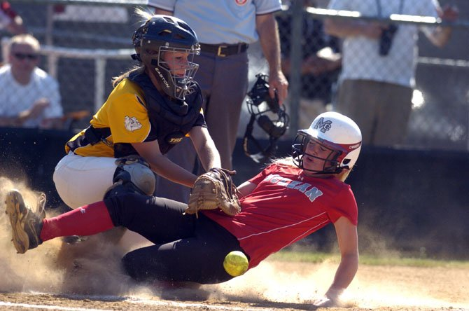 Westfield won the region softball title last year with a finals win over McLean.