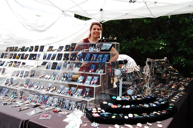 Crafters and artisans bring their one-of-a-kind wares to McLean Day, and most will take custom orders.