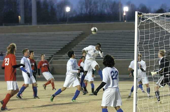 The McLean High boys&#39; soccer team lost to South Lakes 2-1 in overtime during the regular season. The Seahawks could be the Highlanders first round Liberty District playoff opponent next week. 