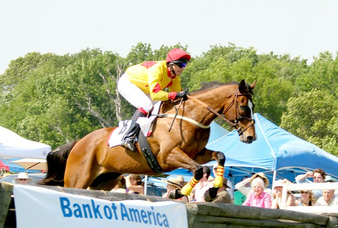 The 60th Potomac Hunt Steeplechase Race occurs May 20.