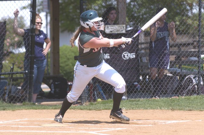 Alexis Sargent went 4 for 4 with five RBIs, leading the St. Stephen's & St. Agnes softball team to the 2012 ISL AA tournament title.