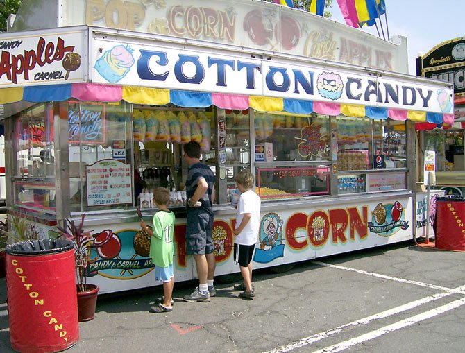 Carnival rides and cotton candy  a FamilyFest tradition  will be at Springfield Mall May 31 through June 3 during Springfield Days 2012.