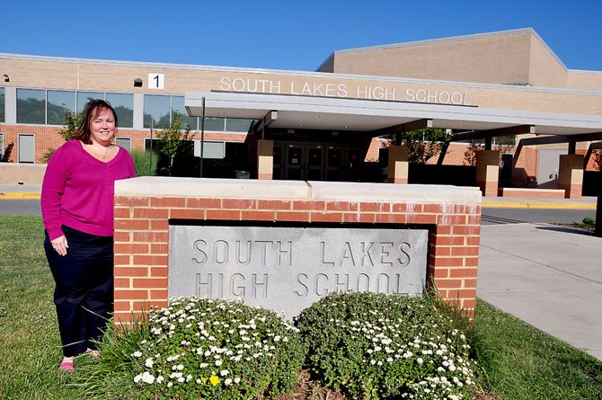 Kim Retzer, a South Lakes High School graduate and former teacher and assistant principal, has been named principal.