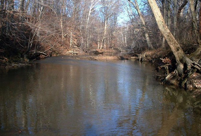 The County has been at odds with the EPA over management of the 52-square mile Accotink Creek watershed for years.