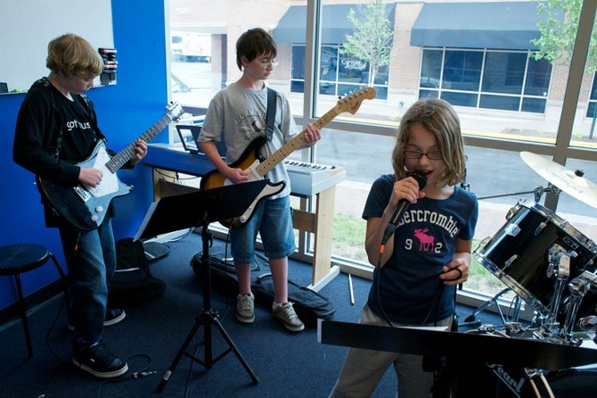 Bach to Rock (B2R), America's music school for students of all ages.