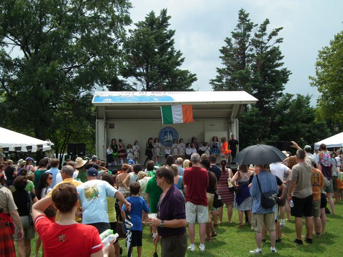 "The 27th annual Alexandria Irish Festival will take place Saturday, Aug. 11, 2012 from 11 a.m. to 7 p.m. at Waterfront Park in Old Town Alexandria. This year's festival features a lineup of Irish musical and cultural groups. Visit www.ballyshaners.org for a complete list of entertainers. Browse Irish goods as well as arts and crafts from a wide variety of vendors, as well as food and cold refreshments. The Irish Festival is sponsored by the Ballyshaners – Gaelic for ""Old Towners."" Proceeds from the festival help cover the cost of staging the annual Alexandria St. Patrick's Day Parade. Lawn chairs are welcome. Coolers are prohibited at the festival."
