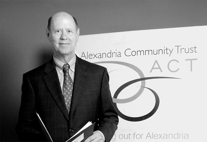 The Steurele family found a new direction for serving families in need — the creation of the Alexandria Community Trust. Eugene Steurele serves as chair of the Trust.
