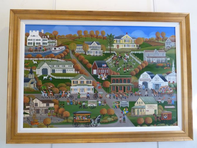 Potomac Days at the Crossroads by Carol Dyer.
