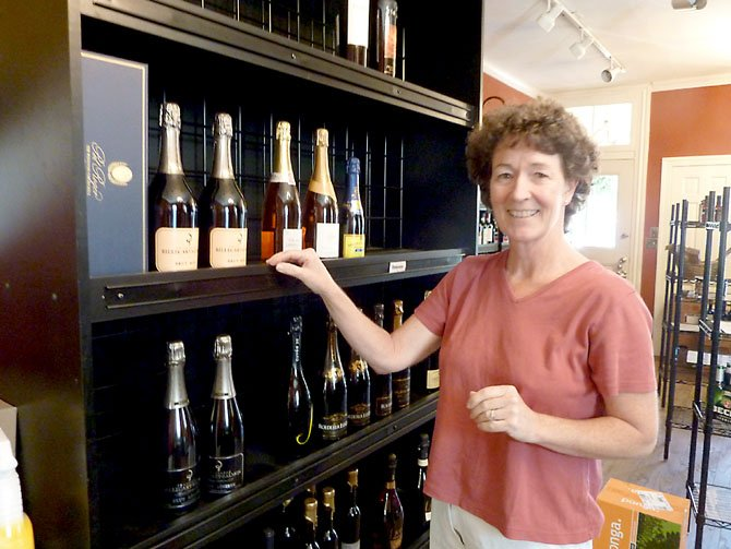 The Winery owner Jane Cahill will be closing the S. Washington Street shop Sept. 15 after 15 years in business in Alexandria.