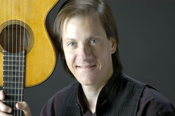David Rogers at Epicure Café: on Sunday, Sept. 23 at 8 p.m. at Epicure Cafe, 11213-A Lee Highway, Fairfax, the well-studied, well-reviewed guitarist David Rogers plays his ornate style of guitar. 703-352-9193 or cafe.epicure@gmail.com.