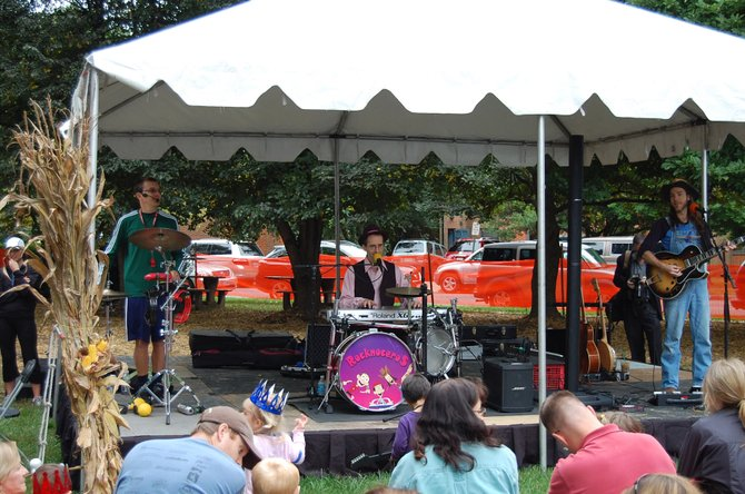 Rocknoceros will perform at Harvest Happenings