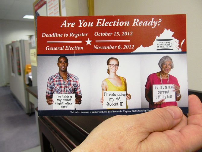 "In conjunction with the State Board of Elections, the County recently kicked off a voter preparedness campaign—""Are You Election Ready""—to inform and educate voters on changes."