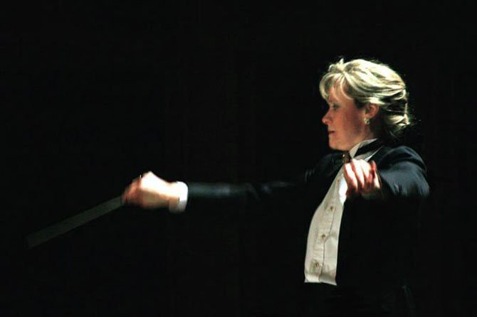 The McLean Orchestra will introduce its newly appointed Music Director and Conductor Miriam Burns.