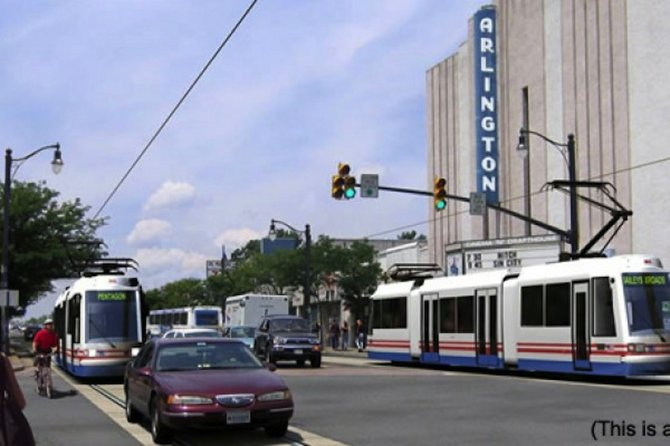 Columbia Pike Streetcar