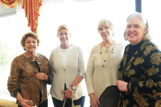 Lyn Finnigan, Darleen Clark, Deborah Bennett and Mary Jane Thornton