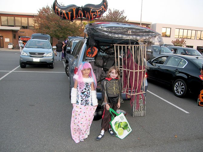Our Lady of Good Counsel Catholic School hosted its fourth annual Trunk or Treat night on Thursday, Oct. 25.