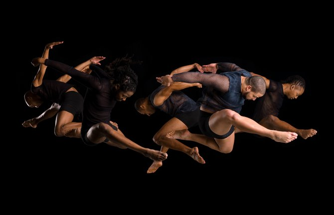 Dancers from the EDGEWORKS company. Saturday, Nov. 17 at 7:30 p.m., at the Jewish Community Center of Northern Virginia, 8900 Little River Turnpike, Fairfax, the JCCNV hosts the all-male contemporary dance company of predominately African-American men, which aims to break down stereotypes through dance. $27; $22, JCCNV members and seniors; $18, students and groups of 10-plus. 703-537-3000 or www.jccnvarts.org.