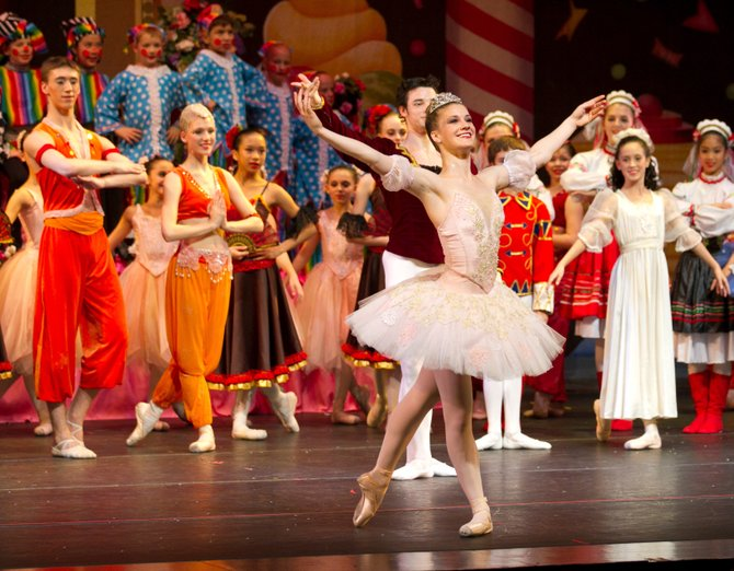 Classical Ballet Theatre&#39;s production of The Nutcracker. 2 p.m. and 7 p.m. on Saturday, Nov. 24; and 2 p.m. on Sunday, Nov. 25, at the Ernst Community Cultural Center Theatre, NVCC Annandale Campus, 8333 Little River Turnpike, Annandale. $18-25. 703-471-0750, pmccabe@cbtnva.org or www.cbtnva.org/nuttea.