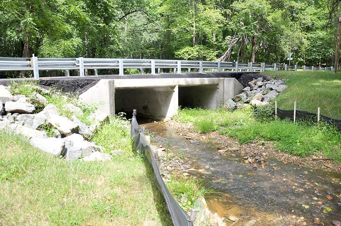 The Virginia Department of Transportation has released the updated schedule for construction of a new bridge over Nichols Run on Beach Mill Road.