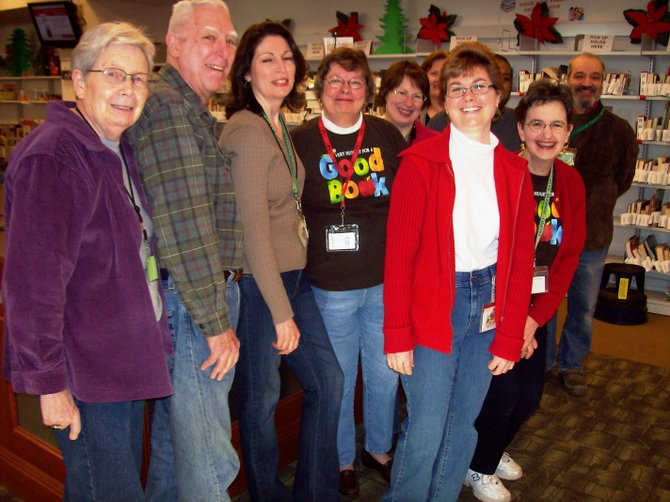 Employees from the Fairfax County Regional Library.