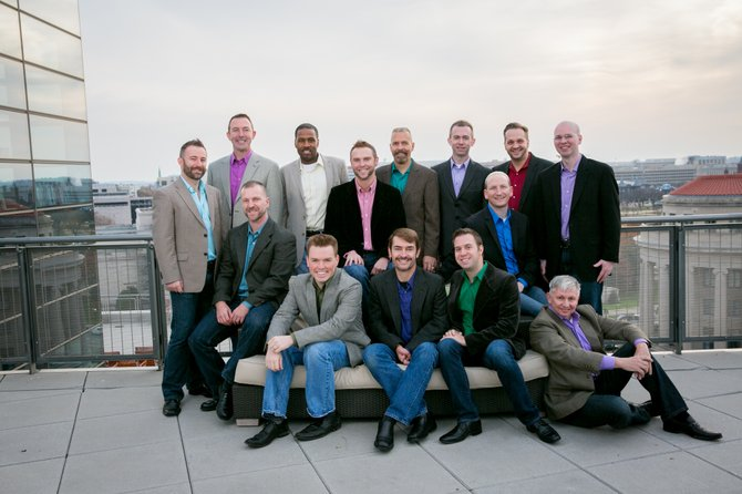 Gay Men's Chorus of Washington—Potomac Fever.