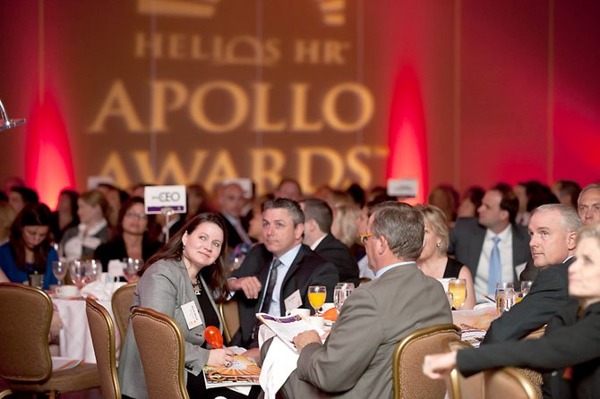 The 2012 Helios Apollo Awards.