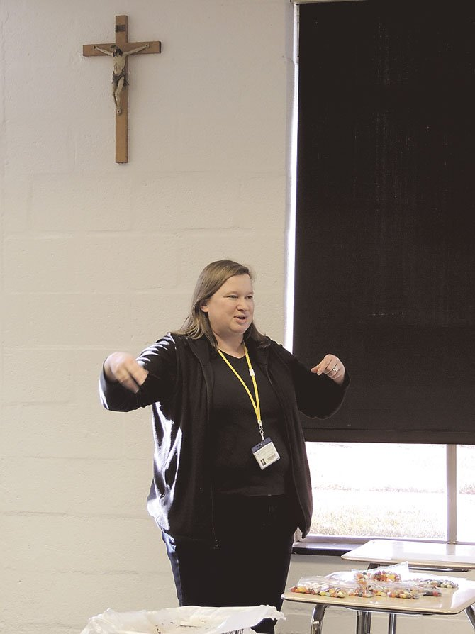 HC Campus Minister Jean Plummer discusses Christianity and Harry Potter.