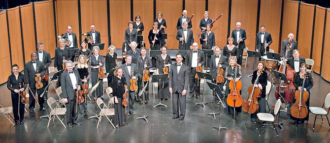 The Virginia Chamber Orchestra.