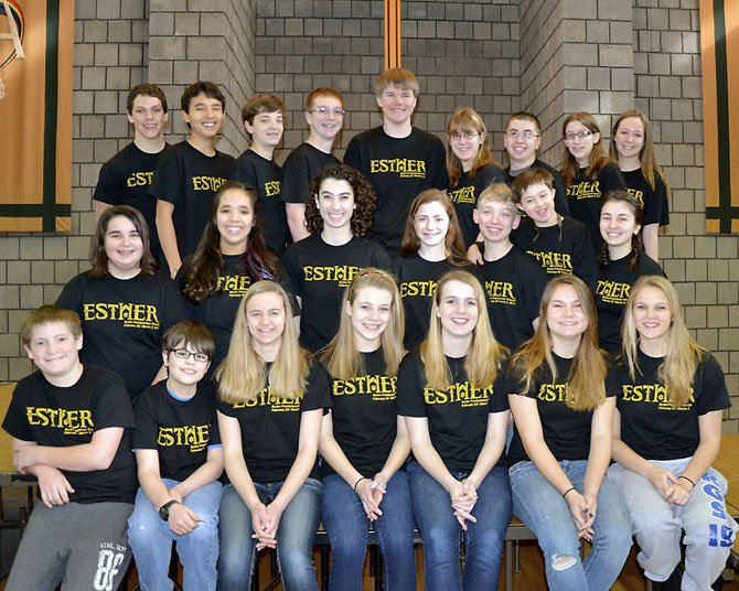 Cast of the musical Esther are set to perform Feb. 28 through March 3 at Burke Presbyterian Church.