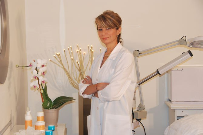 "Esthetician Mali Amini's facials were awarded the best in Washington, D.C., by ""Allure"" magazine in fall 2012. Amini has been with Skintelligence medical spa in Vienna for four years."
