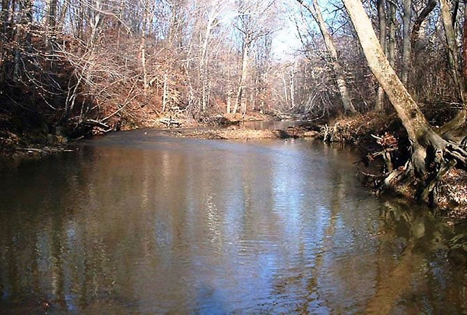The county has been at odds with the EPA over management of the 52-square-mile Accotink Creek watershed for years.