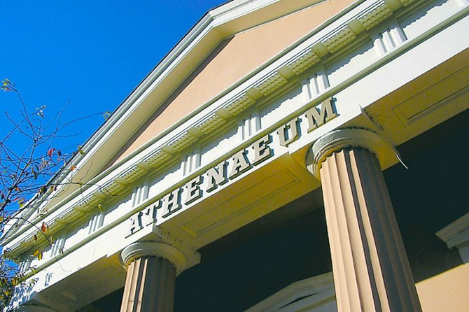 The Athenaeum is operated by the Northern Virginia Fine Arts Association.