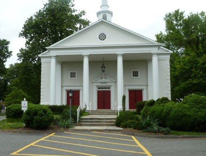 Potomac United Methodist Church: Home of the Strawberry Festival.