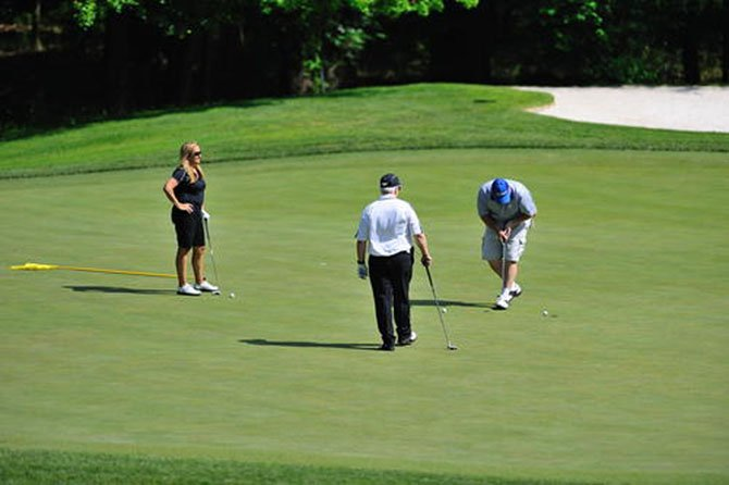 This year's Celebrate Great Falls Golf Tournament will take place Monday, June 3 at the Hidden Creek Country Club.