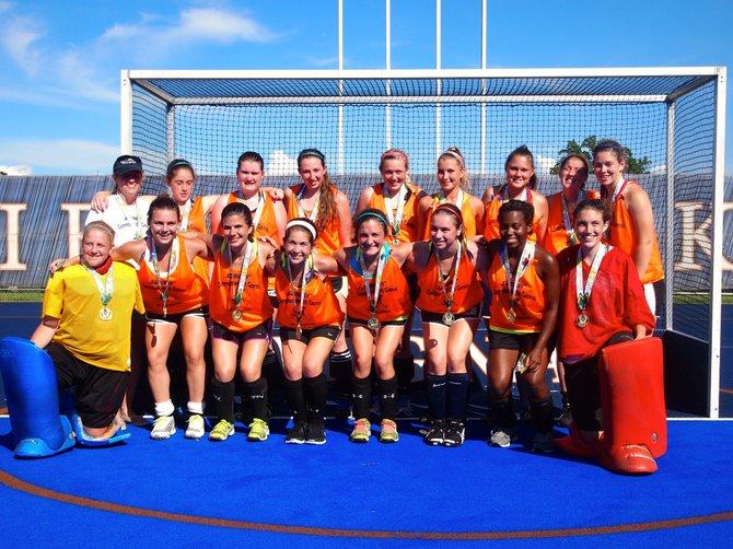 The Potomac/North U19 team.